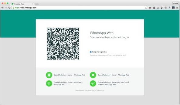 cara menjalankan whatsapp di pc tanpa emulator