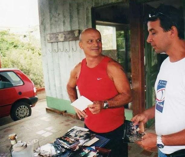 Homenagem de Mestre Fred Guaraná - Documentário