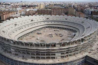 Bitmeyen Stadyumlar