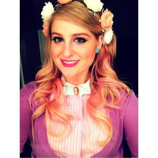 new record for meghan trainor