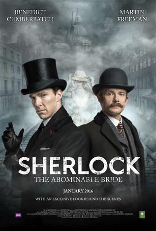 Sherlock: Cô Dâu Gớm Ghiếc - Sherlock: The Abominable Bride (2016)