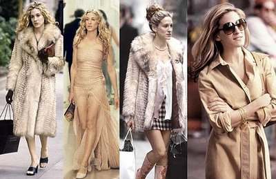The Fabulous Miss Carrie Bradshaw