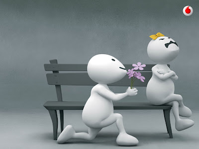 Vodafone Zoozoo Proposing Lover