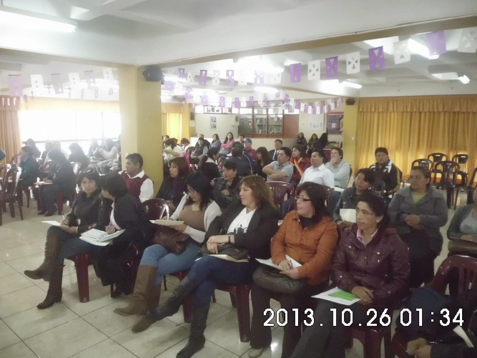 I CONVENCIÓN NACIONAL EN EL CALLAO