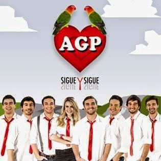 Agapornis - Sigue y Sigue (2013)