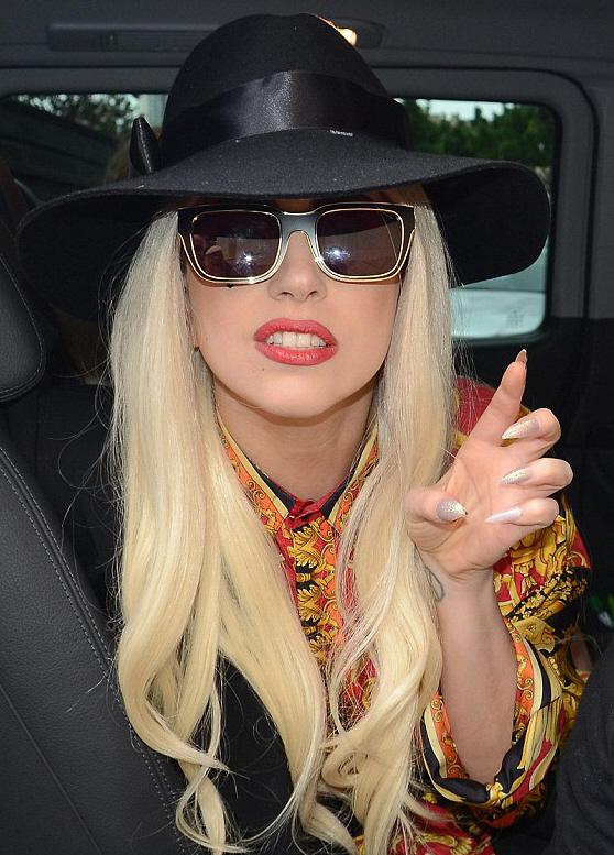 stiletto queens stiletto nails lady gaga