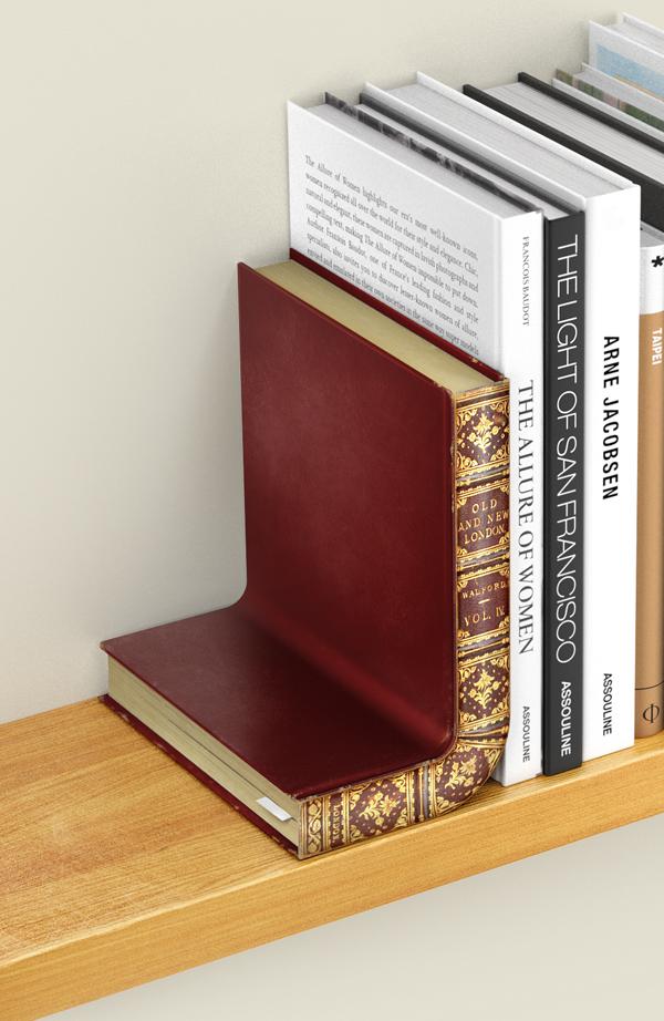 Unique Books Bookend Spicytec