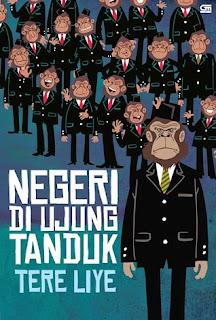 Jual Novel Tere Liye Surabaya   Negeri Diujung Tanduk