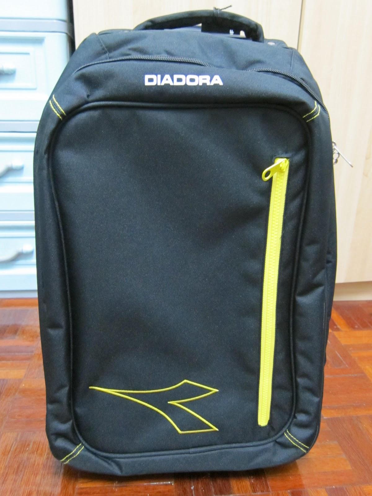 BTANG Diadora Luggage Bag