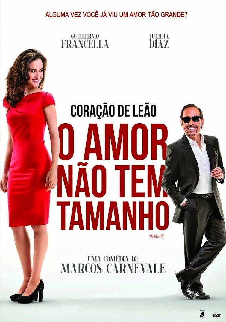 Coração de Leão: O Amor Não Tem Tamanho – Dublado (2013)