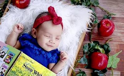 Diana Danielle Kongsi Gambar Putrinya, Nur Aurora