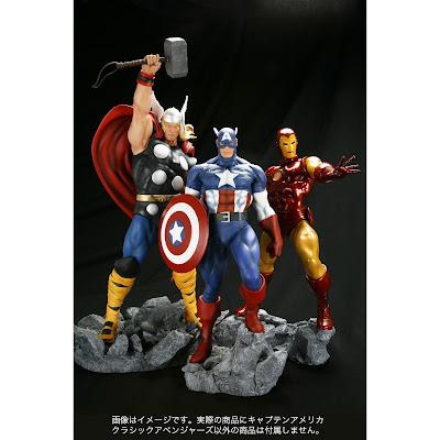 Captain America Statue-4