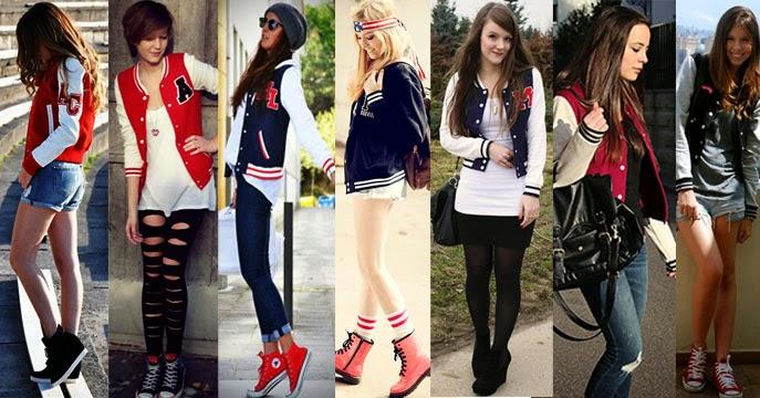 Что одеть девушке в колледж