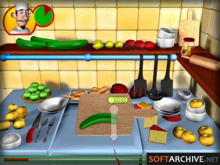 free cooking games online download