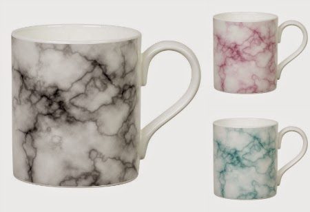 Gary Birks Marble Mugs at Heal's