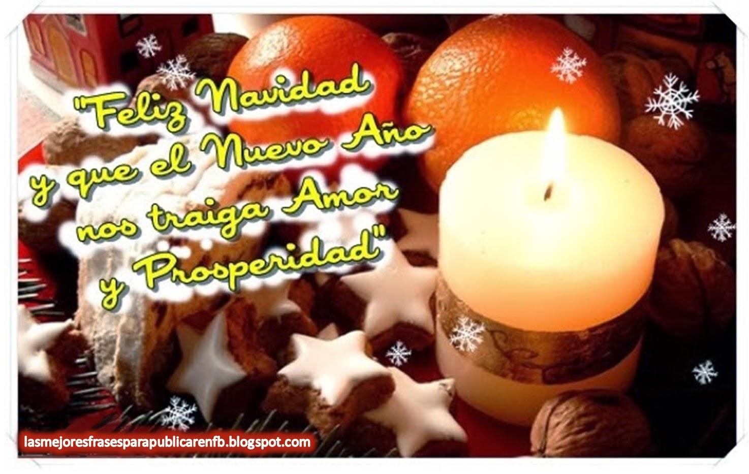 Frases De Navidad Y Año Nuevo: Feliz Navidad Y Que El Nuevo Año