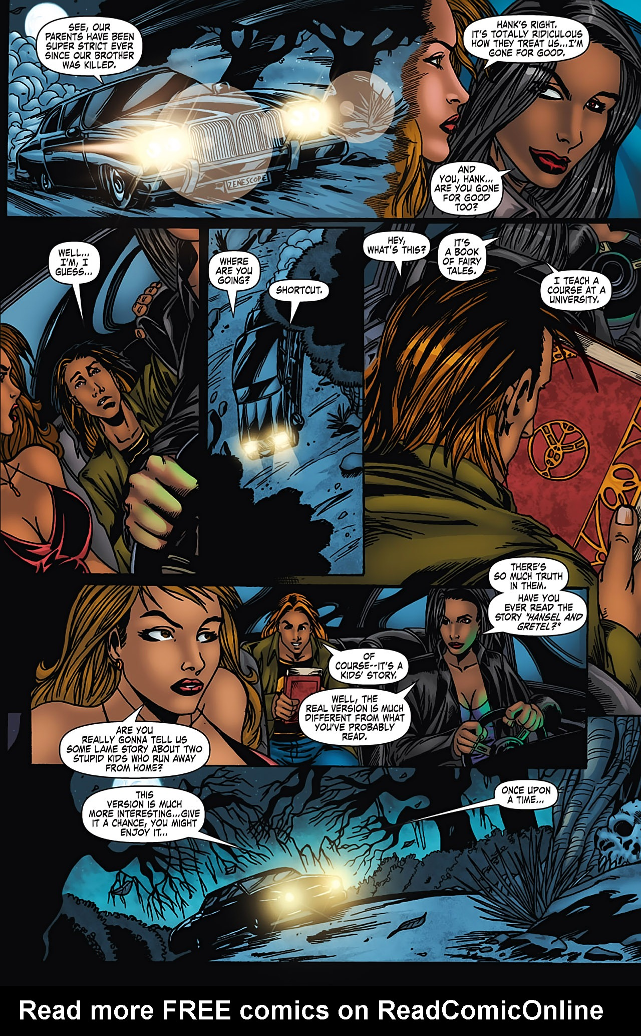 Grimm Fairy Tales (2005) Issue #3 #6 - English 5