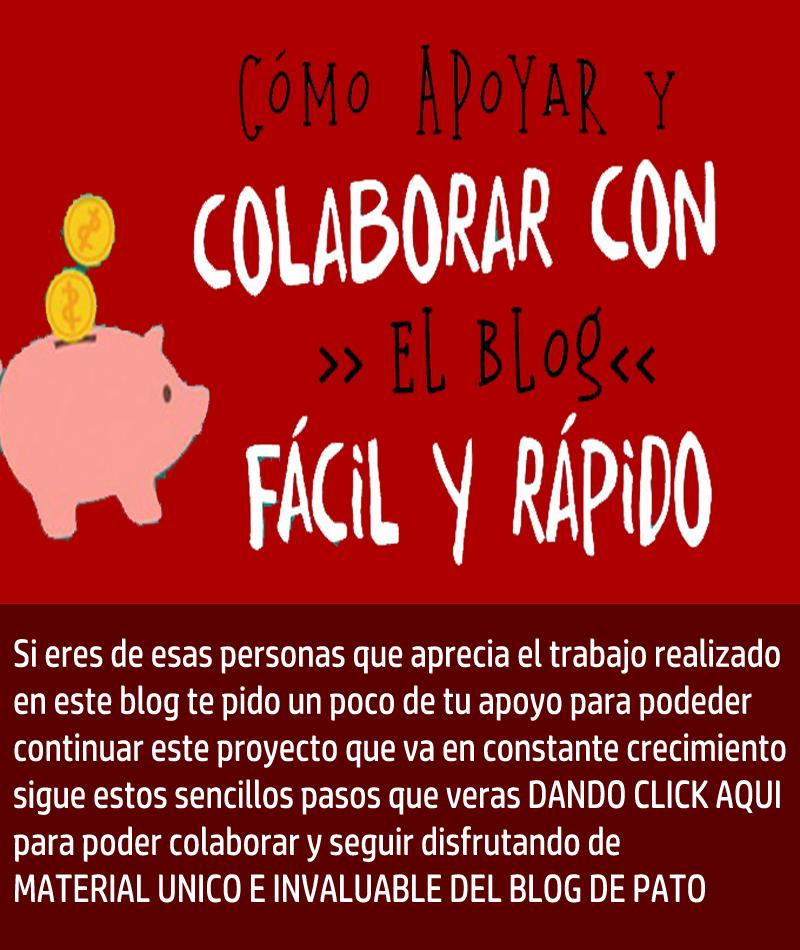 COLABORA CON EL BLOG