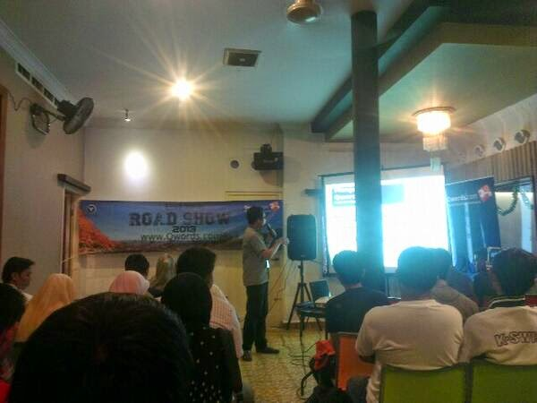 Event Blogger Ajang Silaturahmi dan Sharing Para Blogger