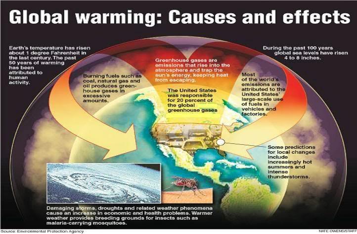 Global Warming Indicators