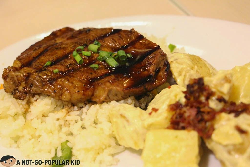 The Signature Steak of Mad Mark's