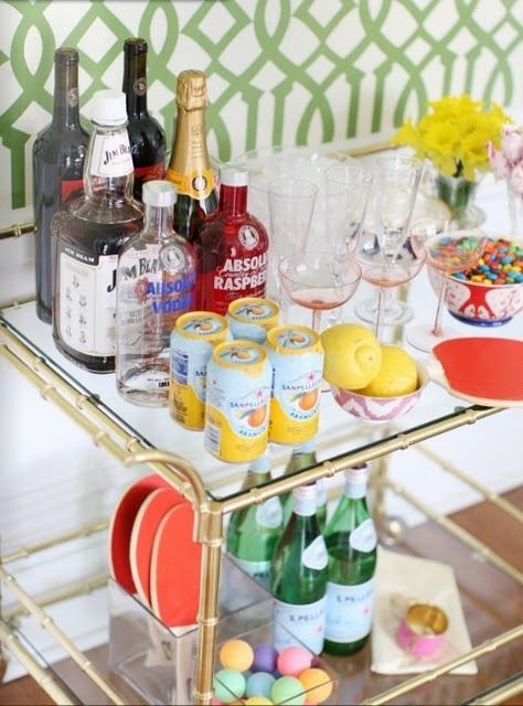 Boldly chic events hosting a flawless cocktail party at home for Hosting a party at home