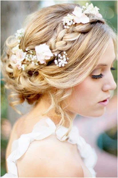 easy bohemian hairstyle tip