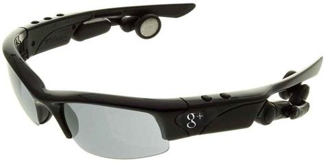 Google Create Terminator Glasses