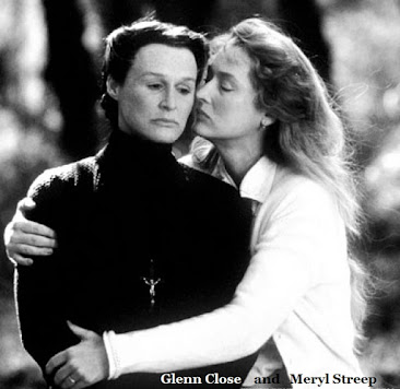 Glenn Close and Meryl Streep