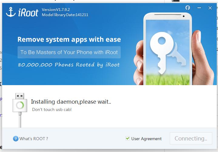 root android dengan vroot