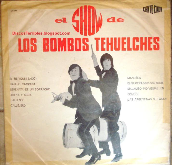El Show De Los Bombos Tehuelches