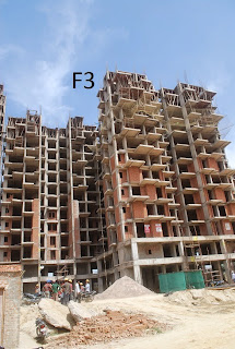 Amrapali Terrace Homes :: Construction Update f3