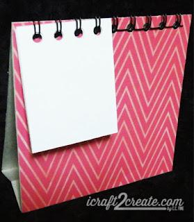 Back to School, school, calendar, flip calendar, Fall, Autumn, tutorial