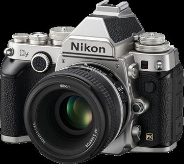 Nikon Df Camera User's Manual