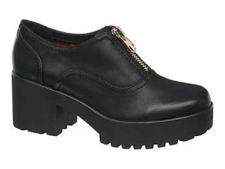 Zapato suela gruesa