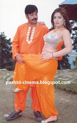 Sono Lal & Shahid Khan Pashto Film Hot Celebrity Photos