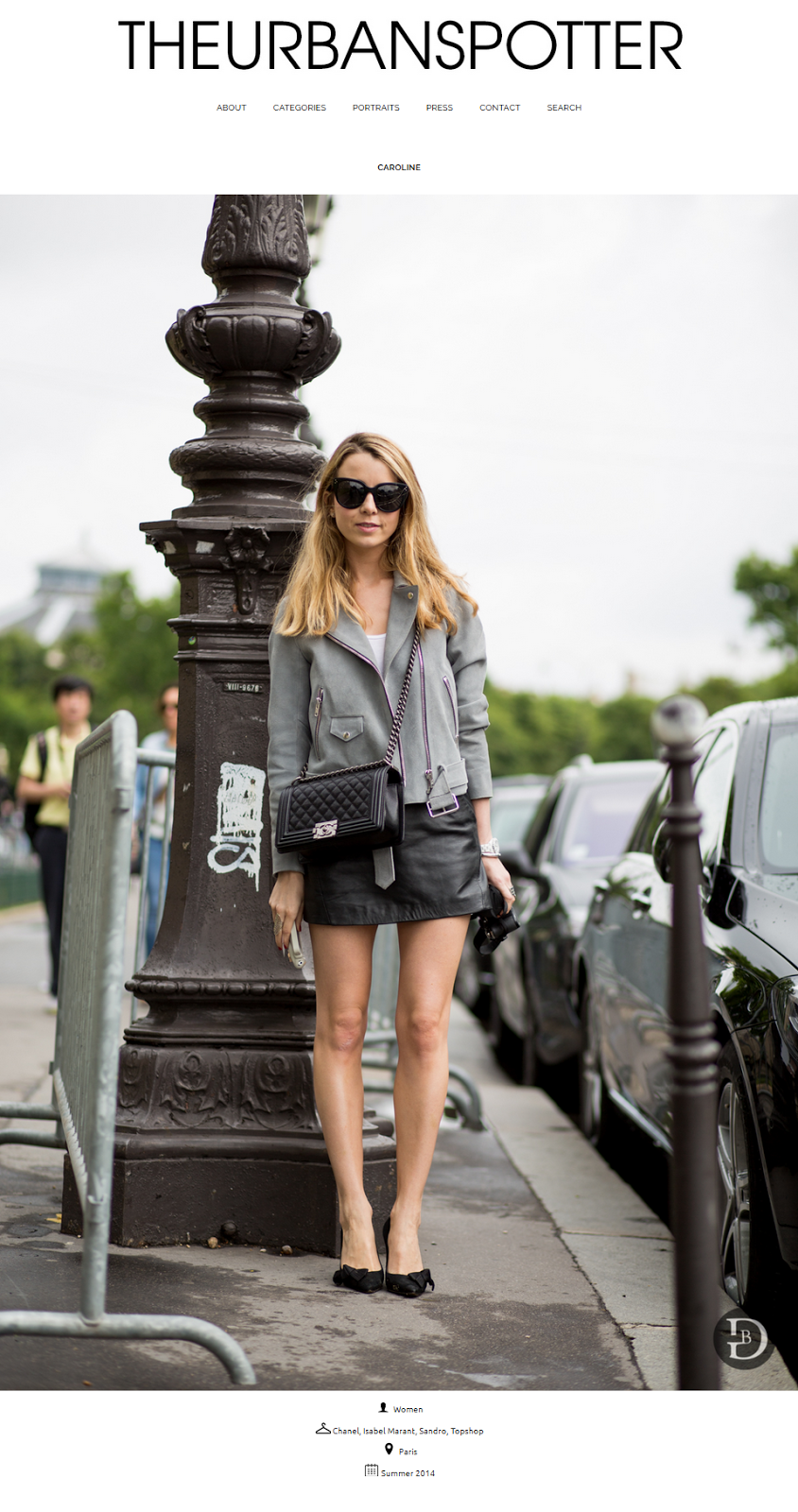 streetstyle, theurbanspotter, chanel, fashionweek, chic, fashion blogger, haute couture,isabel marant, topshop