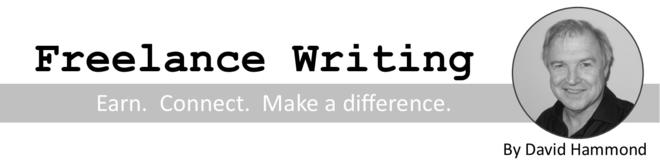Freelance Writing Blog By David Hammond