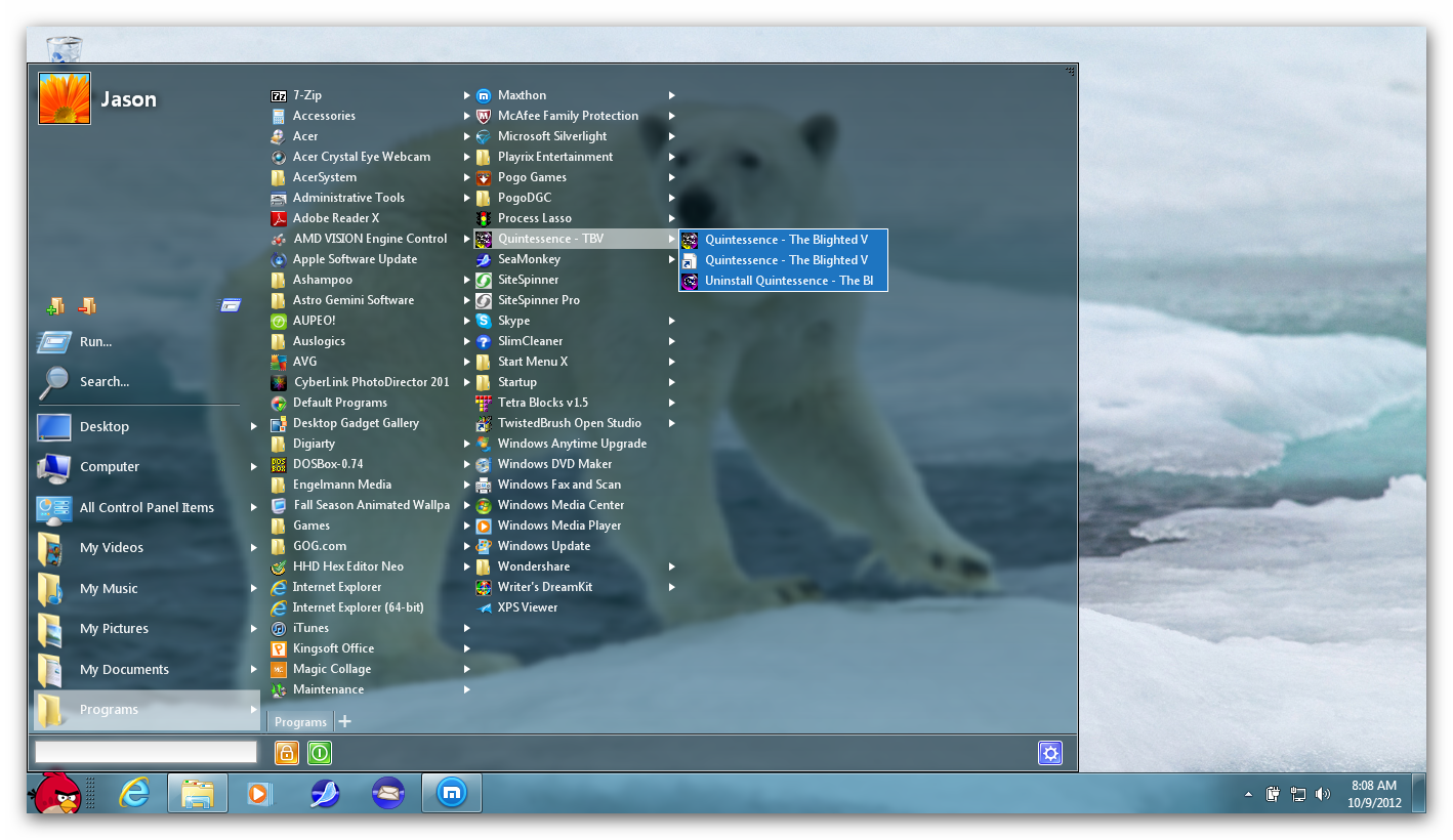 Download Software Start Menu X Pro 5.25 Multilingual