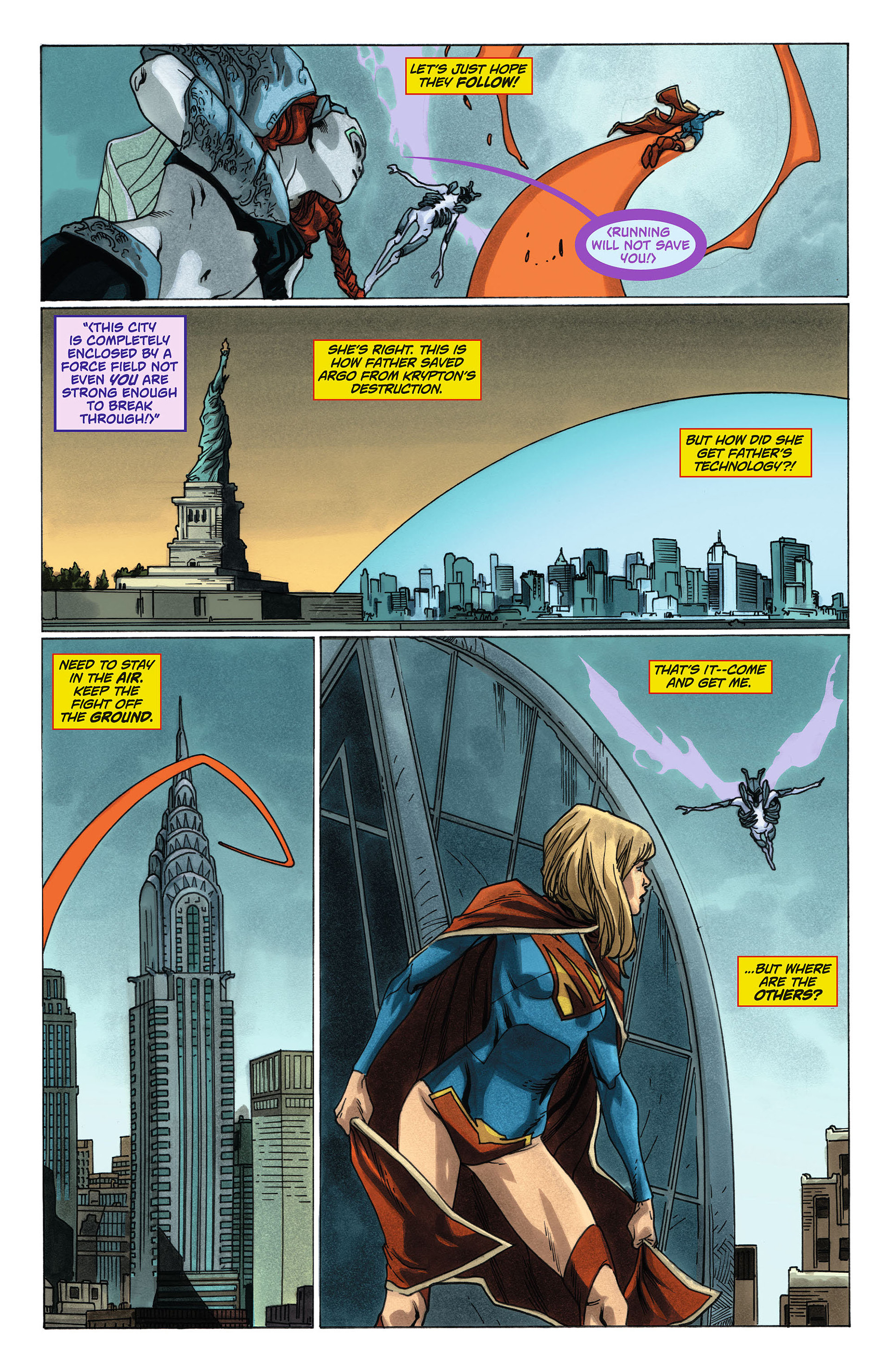 Supergirl (2011) Issue #7 #9 - English 7