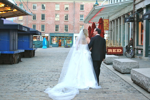 South street seaport wedding | Kate Uhry photography