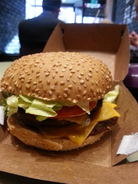 Steers Burger, Clapham Junction