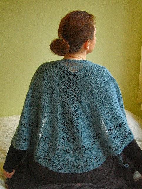 châle-dentelle-shetland-tricot