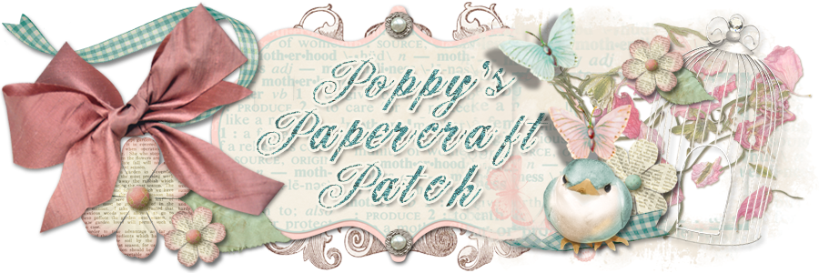 Poppy's Papercraft Patch