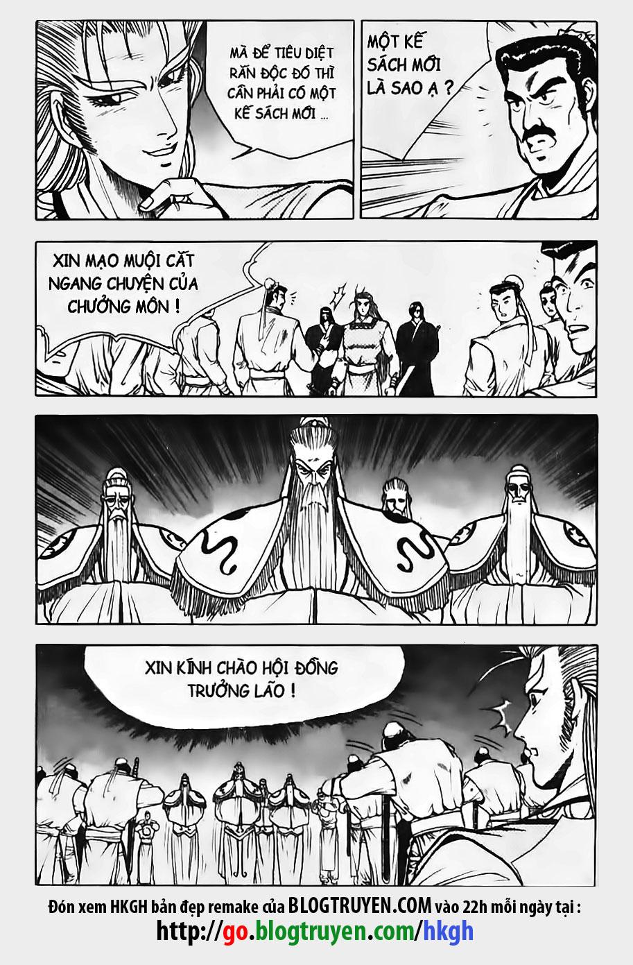 Hiệp Khách Giang Hồ chap 18 Trang 8 - Mangak.info