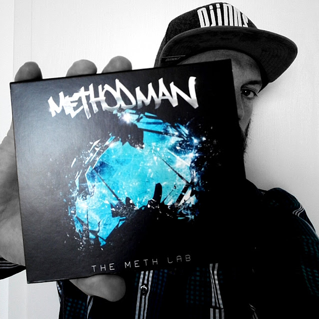 Method Man - The Meth Lab | Album Tipp und SOTD:  2 Minutes of Your Time (Stream)