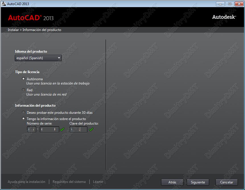 descargar keygen para autocad 2013 64 bits