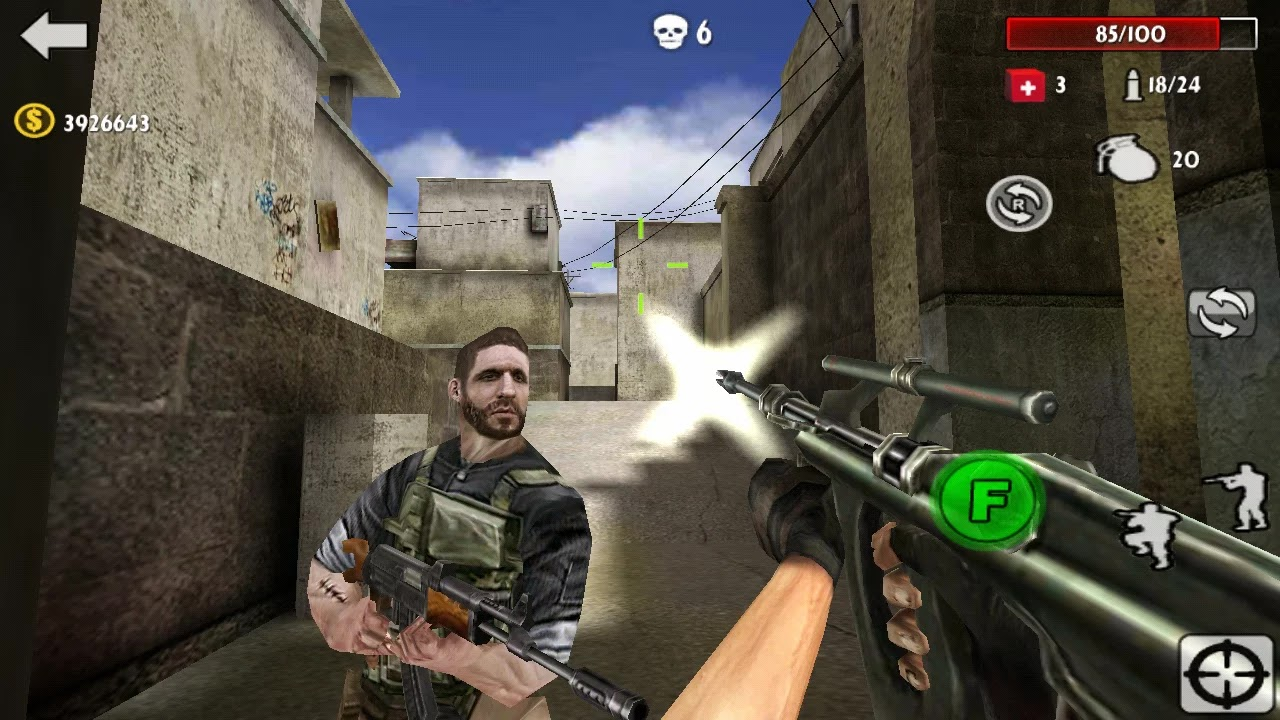 Android Gun Strike 3D Apk Apk resimi 4