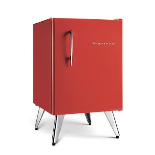 Mini Refrigerador 80 Litros Brastemp Retrô