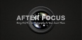 AfterFocus Pro v1.7.2 APK Android